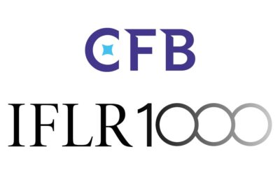 CFB Lawyers ranked on IFLR 1000